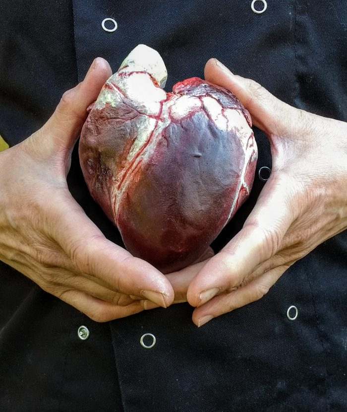 Edible Human Heart